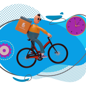 Locally Best electric bike delivery
