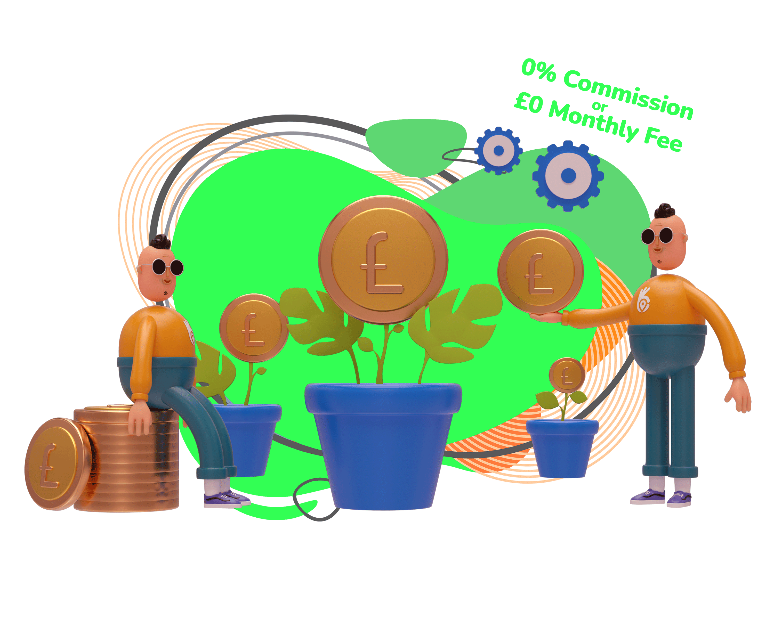0-commission-or-0-monthly-fee-new