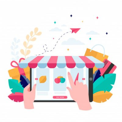 Create online store Locally Best